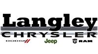 Langley Chrysler Logo, Transparent